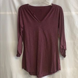 Toad & Co Tunic Top Small